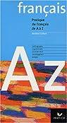 Le Français de A à Z, 2004 par Gaillard