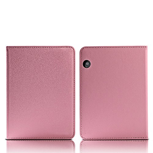 Eastlion Lightweight Durable Cover Case Business Man for Kindle Paperwhite1/2/3 Pink by Eastlion