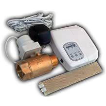 New Floodstop Water Heater Auto-Shutoff Valve FS3/4NPT v4 (Lead free)