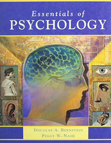 Essentials of Psychology, Custom Publication
