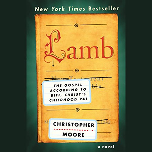 Bargain Audio Book - Lamb