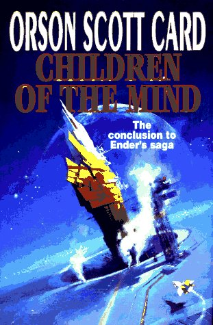 book cover of Children of the Mind
