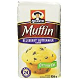 Quaker Muffin Mix Blueberry (Pack of 12)