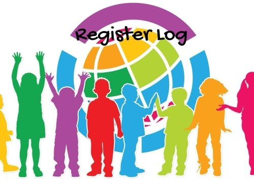 "Read Online Register Log: Colorful Children  Simplistic sign in and out register book for Daycares, Childminders, Nannies, Babysitters Pre-school & more Logbook, ... 8.5"" x 6"" (REGISTERS & LOGS) (Volume 8) ebook"