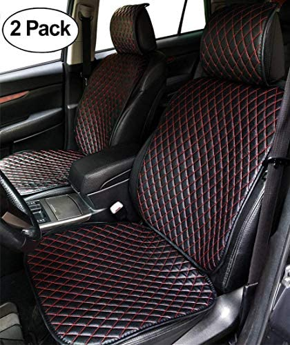 Color : Blue, 样式 : A Qivor Car Universal Fabric seat Cover Car Seat Cushion Summer Cool Pad Breathable Cooling Pad Ventilation Plastic Seat Car Pad Four Seasons Universal Single Piece