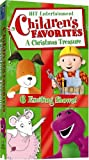 Childrens Favorite - Christmas Treasure [VHS]