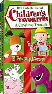 Children's Favorite - Christmas Treasure [VHS]