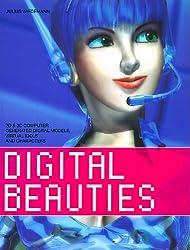 Digital Beauties (édition trilingue : anglais - français -allemand)