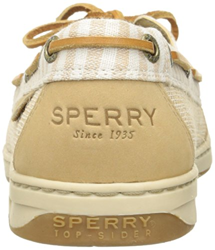 Sperry Top-sider Kvinna Angelfish Rand Båt Sko Sand