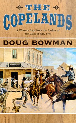 book cover of The Copelands