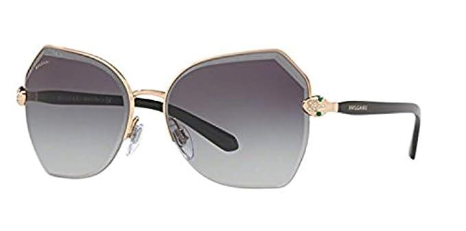 Bvlgari Mujer 0Bv6102B 20146F 59 Gafas de sol, Dorado (Pink ...