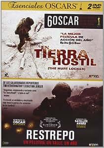 Pack: En Tierra Hostil + Restrepo [DVD]