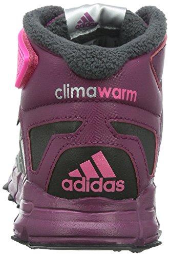 Adidas Winter mid K BLACK