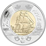 2012 Toonie War of 1812 HMS Shannon $2 Uncirculated Coin x1