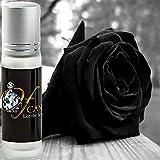 Black Rose & Oud 2 x 12ml/0.40oz Perfume Roll On Fragrance VEGAN & CRUELTY FREE