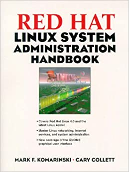 Book Red Hat Linux System Administration Handbook
