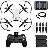 Drone DJI TELLO Boost Combo Com Rádio Controle Bluetooth GAMESIR T1D
