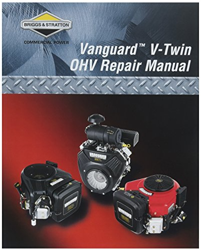 Used, Briggs & Stratton 272144 Vanguard V-Twin OHV Repair for sale  Delivered anywhere in USA