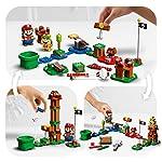 LEGO-Super-Mario-Starter-Pack-Costruibile-per-il-Percorso-di-base-Avventure-con-Super-Mario-Giocattolo-e-Idea-Regalo-per-Bambini-231-pezzi-Modello-71360