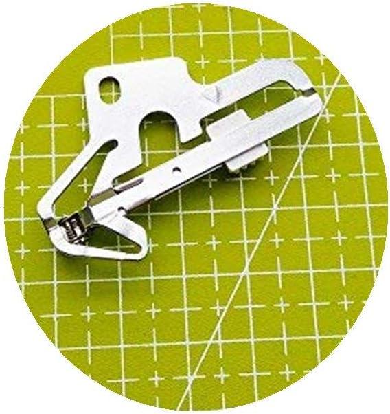 YICBOR X77775-001 - Guía de montaje de rosca para Brother Overlock/Sergers