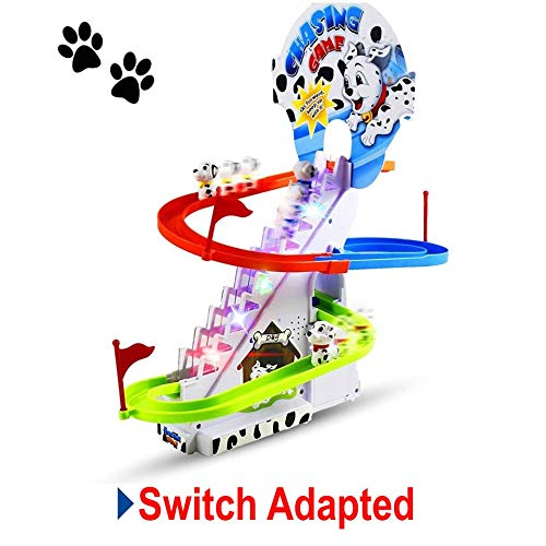 Switch Adapted Toy Spotty Dog Chasing Game | Adaptive Toys | Special Needs Switch Toys | Switch Toys