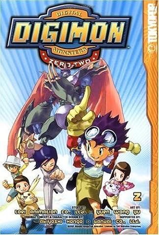 Digimon Zero 2, Vol. 2 (Manga Digimon)