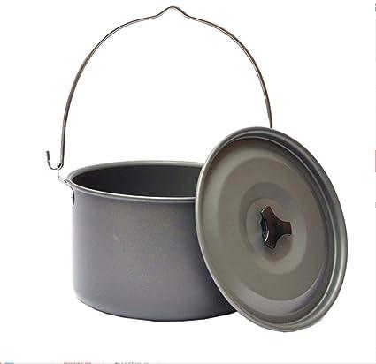 ROKTONG Kit De Utensilios Cocina Camping, Picnic Exterior ...