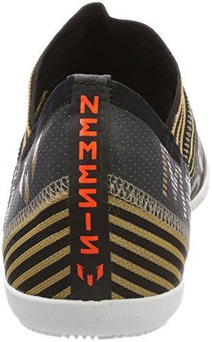 adidas Herren Nemeziz Messi Tango 17.3 in Fußballschuhe Schwarz (Core Black/Solar Red/Tactile Gold Metallic)