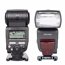 HolaFoto Yongnuo i-TTL Speedlite YN685 (YN-568EX Upgraded Version)622N/603 Dual Wireless System Works with YN622N and RF603 Wireless Flash for Nikon DSLR