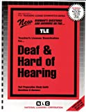 Deaf and Hard of Hearing, Rudman, Jack, 0837380111