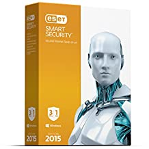ESET Smart Security a V8 1 Year  3 User (English/French) V8 (3-Users)