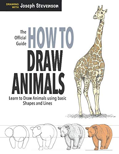 how to draw a animal - 7