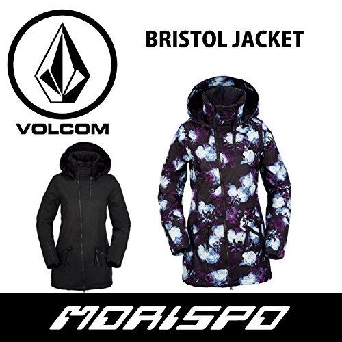 VOLCOM ボルコム BRISTOL JACKET H0651803 17-18 スノーボードウエア レディスジャケット MLT [MULTI] X-Small