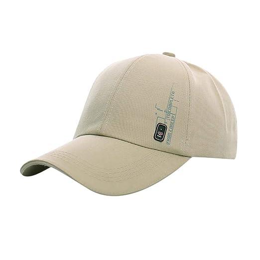 386904b5d6595 URIBAKE Baseball Cap Fashion Hats for Women Casquette Outdoor Golf Sun Hat  Baseball Cap for Men