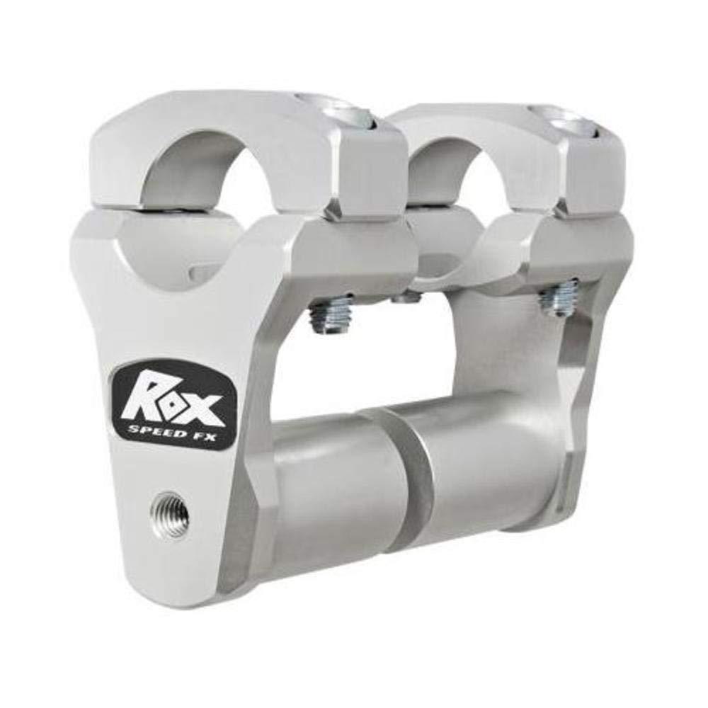 Rox Speed FX Pivoting Bar Riser 2' (Silver) TRTB7635
