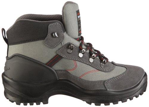 Gritex Grisport da Scarpe adulto Grau Antracite unisex 10664S18G trekking 18 V Grigio Scamosciato C1pqA