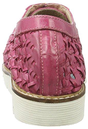 xyxyx Zapatos Up Azul Mujer Petróleo Derby Lace q1Saw