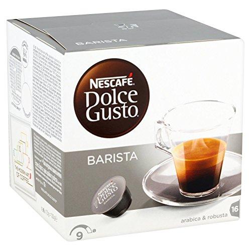 Nescafé Dolce Gusto Espresso Barista, 3er Pack (48 Kapseln)