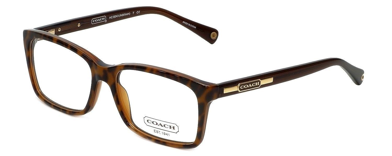 f2c4294312 6d26f 69471  reduced amazon coach addison eyeglasses hc6043 5121 brown  ocelot demo lens 52 15 135 shoes 0af24