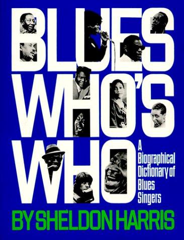 Blues Who's Who (A Da Capo paperback)