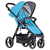 phil&teds Smart Buggy - Cyan