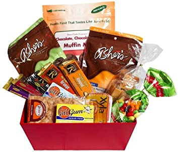 Amazon carbsmart sugar free low carb easter gift basket carbsmart sugar free low carb easter gift basket negle Gallery