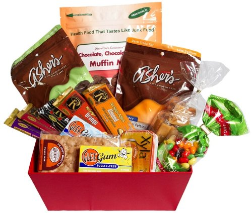 CarbSmart Sugar Free / Low Carb Easter Gift Basket