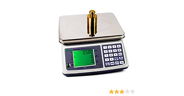 Amazon.com: Tree Scales MCT Plus 7 Counting Scale - 7 Lbs X 0.0002 Lbs - Rechargeable! With 2 Year Warranty!: Industrial & Scientific