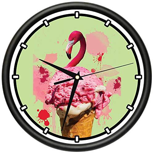 ice cream cone wall clocks - 8