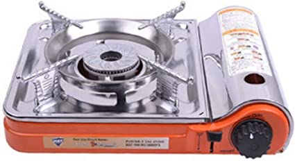 Cassette Stove Grill - Estufa de gas Picnic portátil Estufa ...