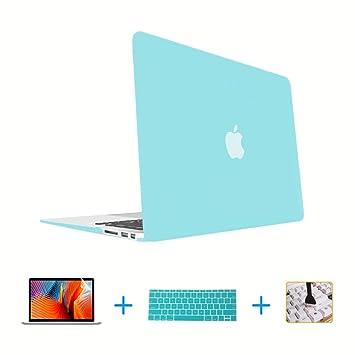 VAESIDA - Carcasa rígida de plástico para MacBook Air de 13 ...
