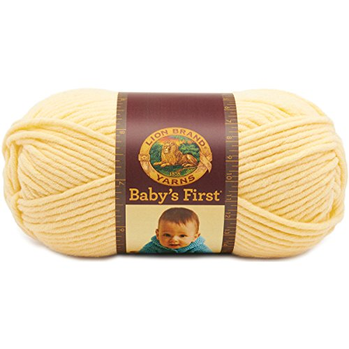 Lion Brand Baby Soft Yarn - 3