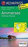 Ammersee - Wörthsee - Pilsensee: Wanderkarte mit Aktiv Guide und Radrouten. GPS-genau. 1:25000 (KOMPASS-Wanderkarten, Band 791)