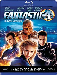 upc 024543401018 product image for Fantastic Four [Blu-ray] [Blu-ray] (2006) Hd/Blu | barcodespider.com